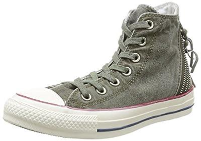 Converse Chuck Taylor Wash Tri Zip, Unisex - Erwachsene Sneaker