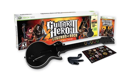 41n9izcr1lL Buy  Guitar Hero III: Legends of Rock Wireless Bundle   Xbox 360