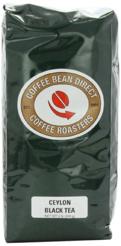 Coffee Bean Direct Ceylon Loose Leaf Tea, 2 Pound Bag