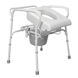 Carex Health Brands Uplift Commode Assist