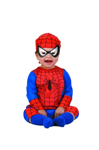 Disguise Marvels Super Hero Squad Spider-Man Infant Costume