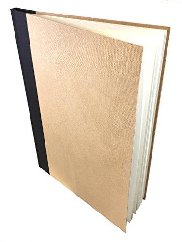 Artway Enviro (carta riciclata) A4 Sketchbook / Album per schizzi con copertina pesante, 96 fogli da 170 g/mq, carta grossa da disegno 100% riciclate con copertina rigida