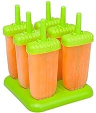 Ozera Reusable Popsicle Molds Ice Pop…