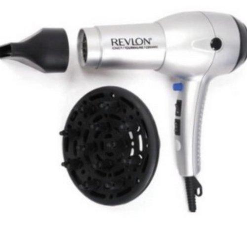 Revlon Rv544Pkf 1875W Tourmaline Ionic Ceramic Dryer front-448613