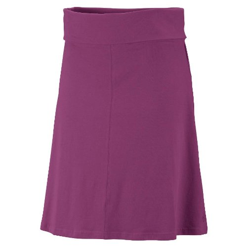Columbia Women's Plus Size Greenway Skirt – Dark Orchid 2X