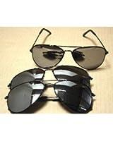 Outray Men's A10 Aviator Polarized Sunglasses