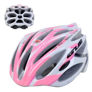 GUB 98 pink helmet / forming one of the men and women of dual-use mountain bike / road bike cycling helmet