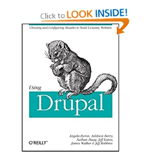 Using Drupal cover