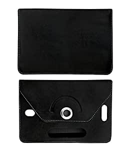 Fastway 8 Inch Rotate Tablet Book Cover For Acer Iconia A1 810 Tab-Black