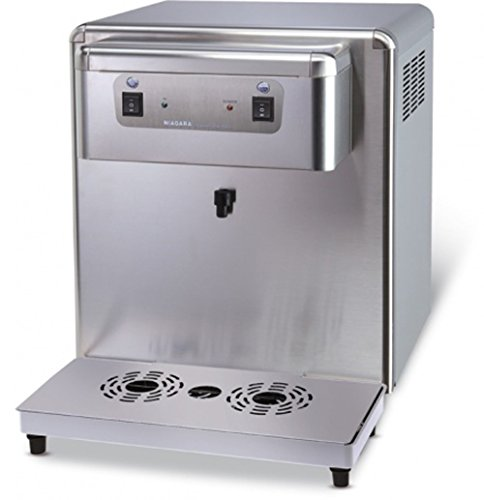 Refroidisseur d'eau banc de glace à POSER - L532 x P495 x H510 mm - COSMETAL