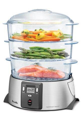 Breville Bfs600Xl Healthsmart Food Steamer