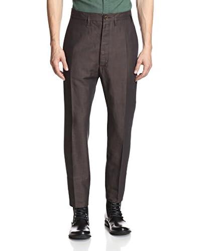 Vivienne Westwood Men's Ombre Gingham Trouser