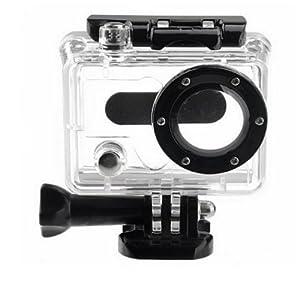 Wild-us Waterproof Underwater Replacement Housing Case for Gopro HD Camera Hero 1 Hero 2