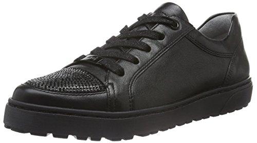ara Toronto, Sneakers Donna , Nero (Nero (01 nero)), 40 EU