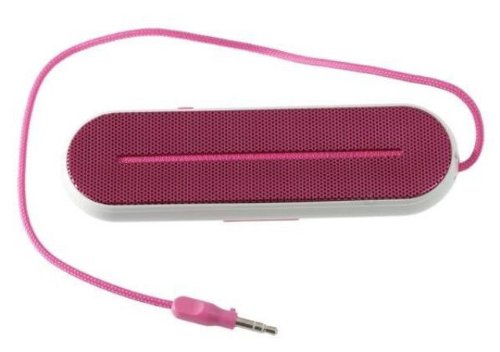 New! Philips Portable Mini Speaker For Iphone, Ipod, Mac/Pc Etc
