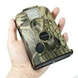 GMYLE (TM) 12 Mega Pixel 940nm Blue LED Stealth Trail Scouting Deer Hunting Game Spy Wildlife Camouflage Infrared Digital Video Camera with Detachable Battery Box Reviews