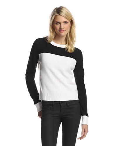 BB Dakota Women's Jude Colorblock Sweater