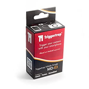 Triggertrap Mobile Dongle 2, MD-E3 for Canon