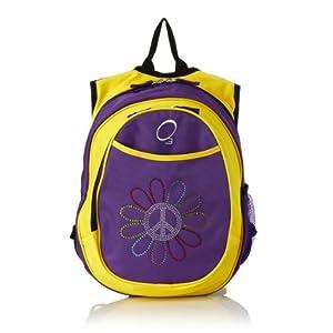O3 Kid's All-in-One Pre-School Backpacks Peace