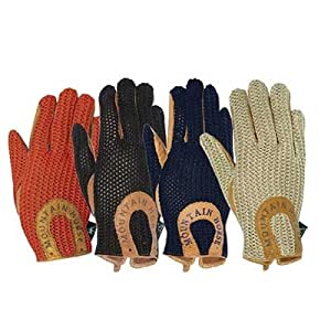 Mountain Horse Crochet Gloves Sand, Medium