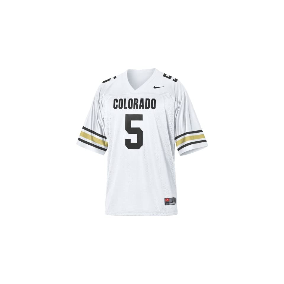 fd08ccc8b23 Nike Colorado Buffaloes Mens Replica Football Jersey on PopScreen