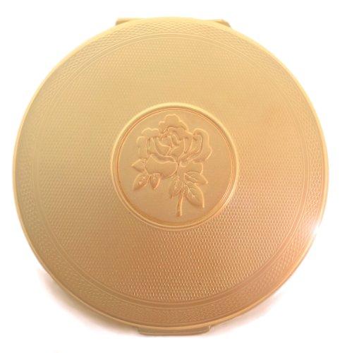 Rose d'or - pour la poudre libre. cadeau d'anniversaire de mariage