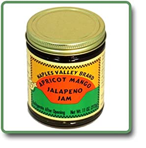 Apricot Mango Jalapeno Jam by Naples Valley