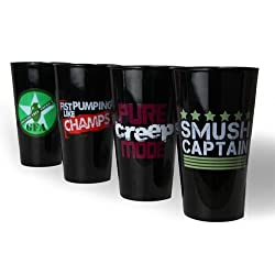 Jersey Shore: Ultimate Party Boy 4 Glass Set