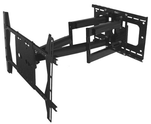 Dual Arm Swivel Tilting Wall Mount For Insignia Ns-55L260A13 Lcd Flat Panel Display**Extends 32 Inches**