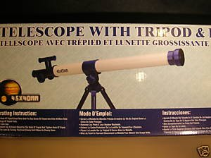 Children's Toy Telescope