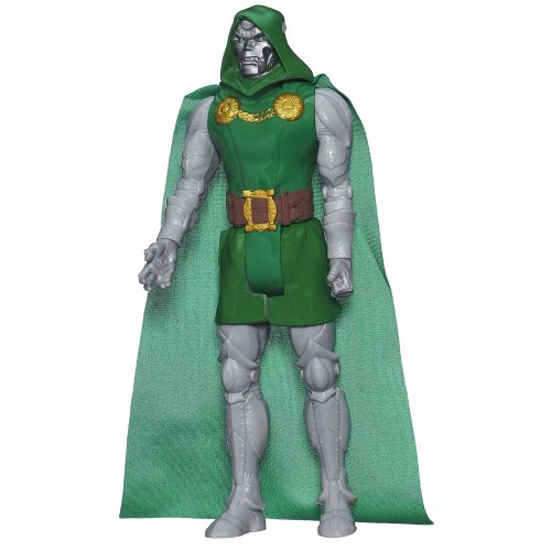 Marvel Avengers Titan Hero Series Doctor Doom Figure - 12 Inch