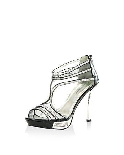 Catisa Sandalo Con Tacco [Argento]
