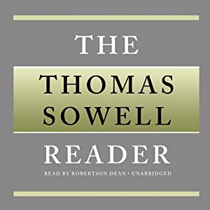 The Thomas Sowell Reader Audiobook