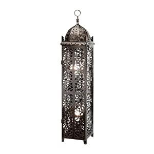 Large Antique Style Moroccan Floor Lamp – Vintage Antique Style Perfect for All Living Rooms & Bedrooms – Superb Quality 41nAQGrS7mL