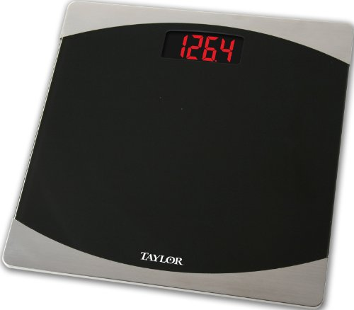 Buy Low Price Taylor Glass Digital Bath Scale B009wn0l82 Health Monitor Mart