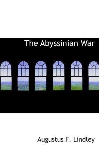 La guerra de Abisinia