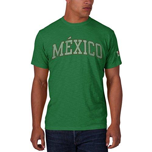 Mexico Men's '47 Vintage Scrum Tee, Kelly, X-Large