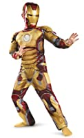Disguise Inc - Iron Man 3 Mark 42 Classic Muscle Costume by Disguise