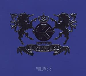 Kontor House of House Vol.8 [3 CD-Set]