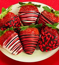 Flowers by 1800Flowers - Extravagant Chocolate Dipped Strawberries