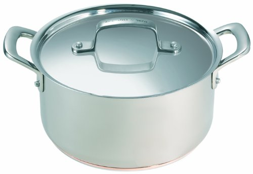Tefal by Jamie Oliver Stainless Steel Stewpot