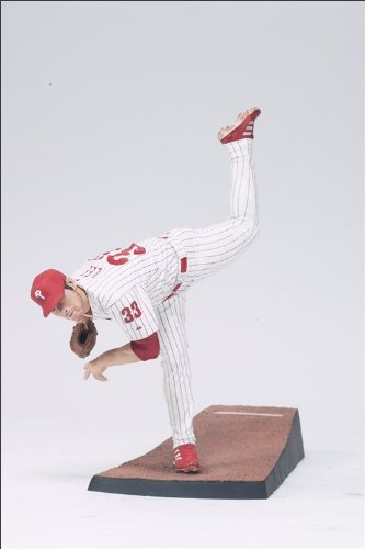 Philadlephia Phillies Cliff Lee Mcfarlane Figurine