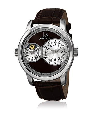 Joshua & Sons Quarz-Uhr 44 mm JS87BR