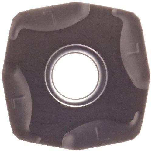 Sandvik Coromant COROMILL Carbide Milling Insert, L365 Style, Square, K20D Grade, Multi-Layer Coating, L3651505ZNEKM,0.223