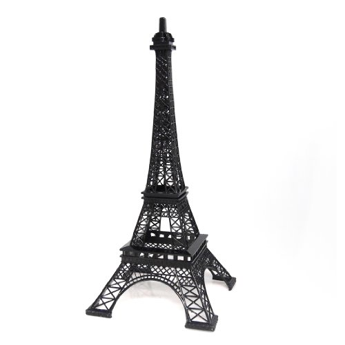 Eiffel Tower Paris France Metal Tower Display Stand (15