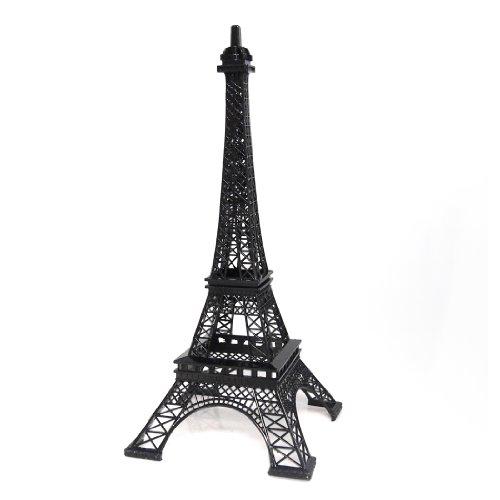 Eiffel Tower Paris France Metal Tower Display Stand (15