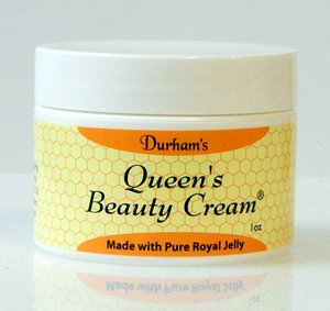 Queen's Beauty Cream - Royal Jelly face cream by