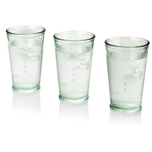 Jamie Oliver Water glass x 3 800125