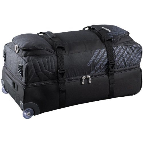 Caribee Centurion Plus 80 Roller Holdall Luggage - Black