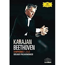 Beethoven: Symphonies Nos.1-3
